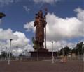 buddha statue, mauritius