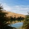 S0414 - Ubari Sand Sea (Umm-al-Maa Oasis) 1