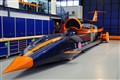 Bloodhound SSC 1:1 scale show car