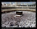 Tawaf - Circling around the Kaba