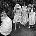 Arrival of the Bridesmaids