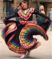Mexican Street Dancer