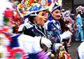 italian mountain carnival