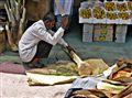 Street Market in UAE